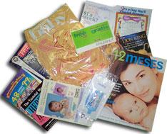 American Baby Ser Padres Bebe Hospital Sampler
