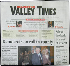 Beaverton Valley Times