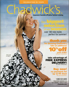 Chadwick S Catalog Inserts Chadwick S Is One Of The Most
