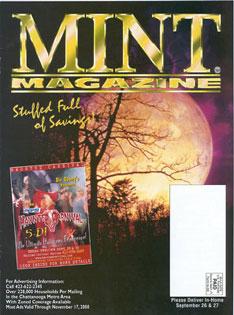 Mint magazine coupons