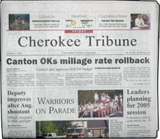 Canton Cherokee Tribune