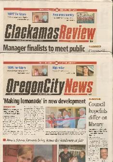 Clackamas Review & Oregon City News
