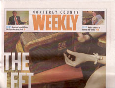 Monterey County Coast Weekly