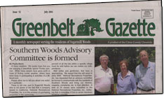 Crystal River Greenbelt Gazette