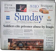 Evansville Courier U0026 Press