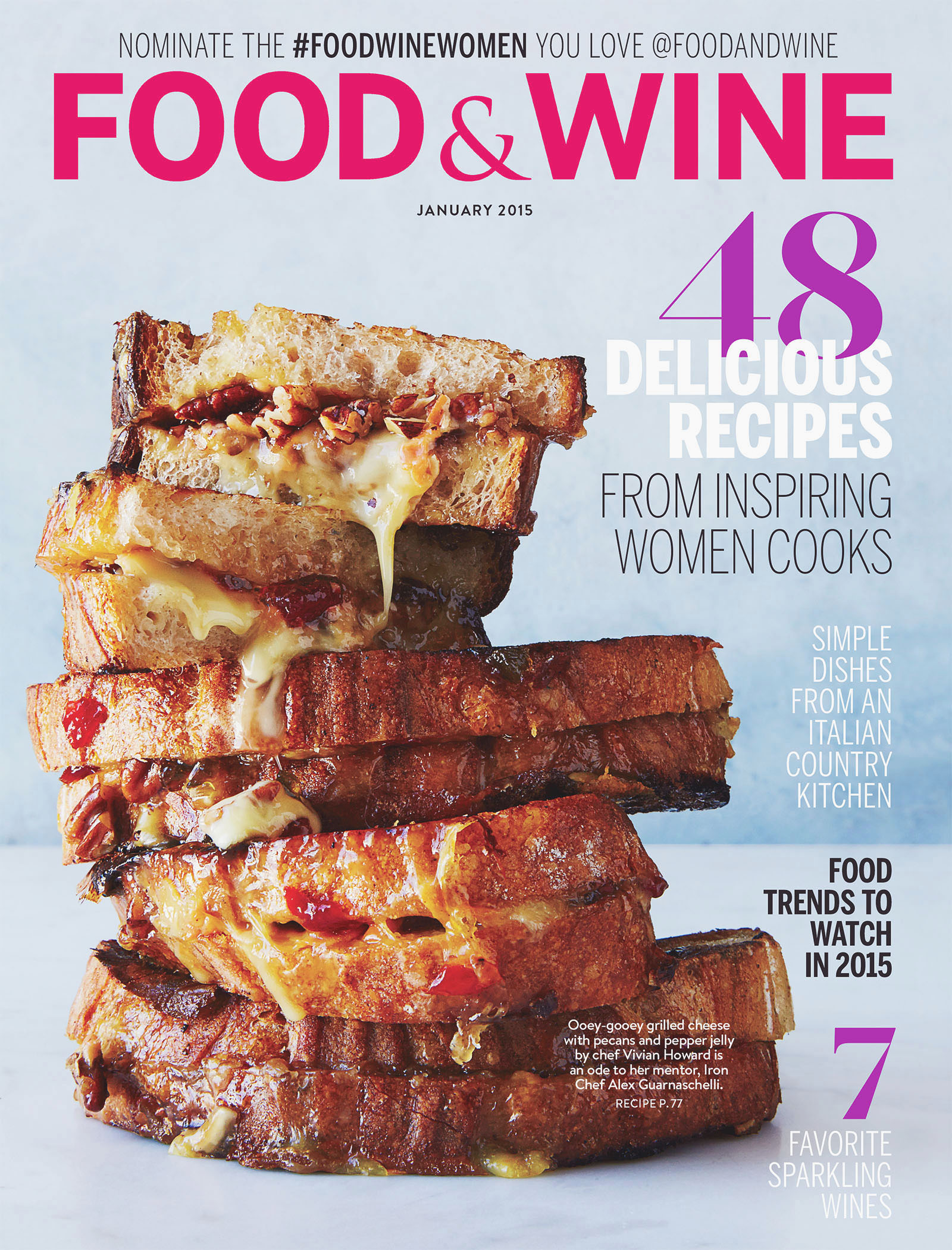 Food wine food wine is a monthly publication mailed to over food wine forumfinder Choice Image