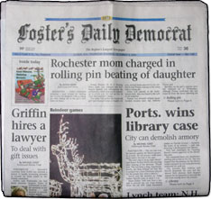Dover Foster's Daily Democrat