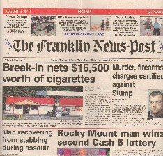 Franklin News-Post
