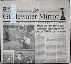 Gladewater Mirror