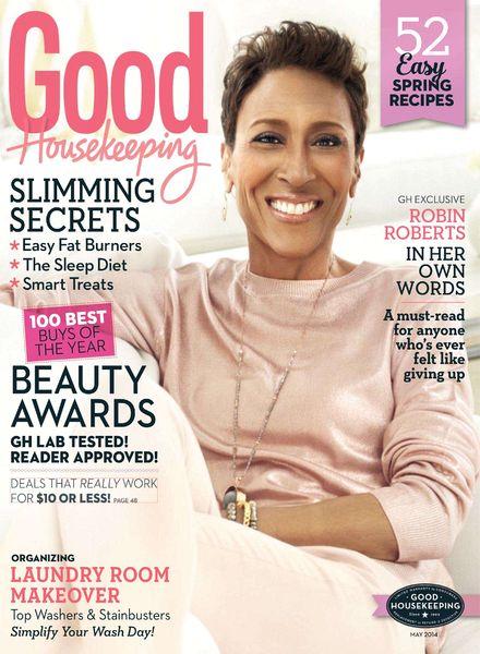 Good Housekeeping. Good Housekeeping is a magazine that targets ...