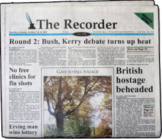 Greenfield Recorder