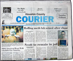 Houston County Courier