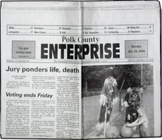 Livingston Polk County Enterprise