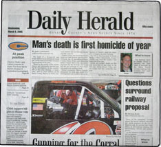 McDonough Henry County Daily Herald