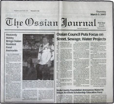 Ossian Journal
