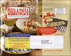 Pizza Chains Competing With Other Fast Food Restaurants