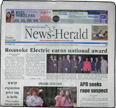 Roanoke-Chowan News-Herald