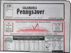 Salamanca Pennysaver
