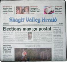 Mt. Vernon Skagit Valley Herald