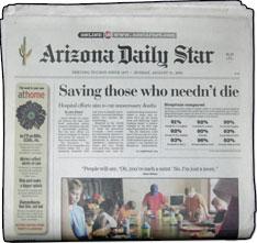 Arizona Daily Star Tucson AZ