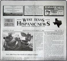 West texas hispanic news