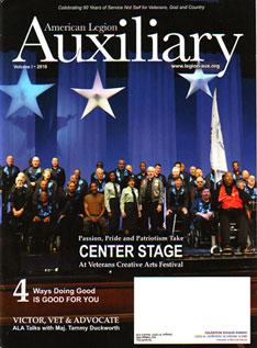 American Legion Auxiliary Magazine