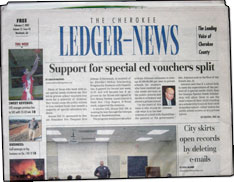 Cherokee Ledger-News
