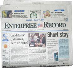 Chico Enterprise Record