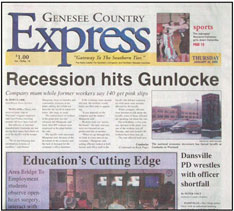 Dansville Genesee Country Express