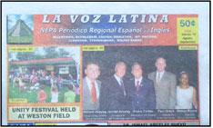 La Voz Latina - PA