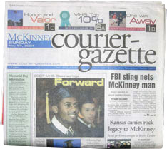 McKinney Courier-Gazette