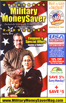 Military Money Saver Magazine