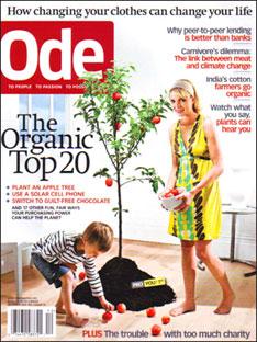 Ode Magazine