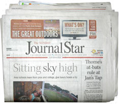 Peoria journal star daily deals