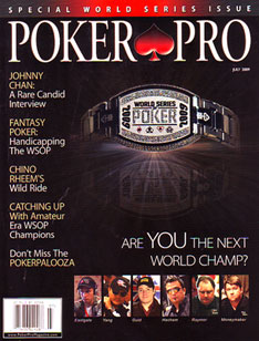 Poker publications