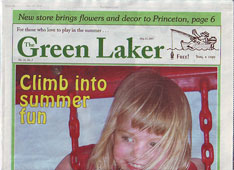 Ripon green laker quotthe green lakerquot will be published for Food pantry ripon wi