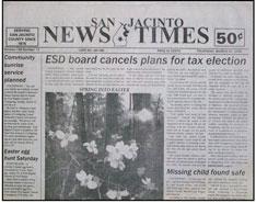 San Jacinto News-Times