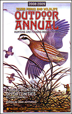 Texas Parks and Wildlife Outdoor Annual