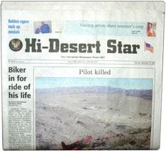 Yucca Valley Hi-Desert Star