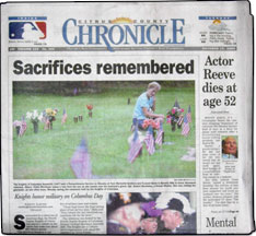 Crystal River Citrus County Chronicle  The Crystal River