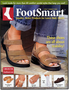 ae6cfc1e73e8 FootSmart Catalog Inserts. FootSmart is the nation s leading direct ...