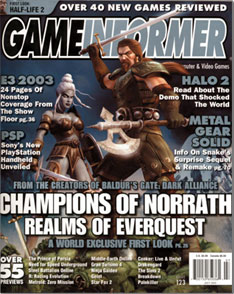 Game Informer Magazine Game Informer Magazine Publishes