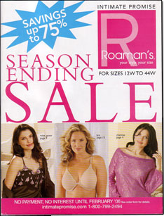 f077f4ae39672 Intimate Promise Catalog Inserts. Intimate Promise by Roaman s ...