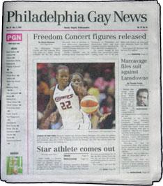 Gay newspaper philadelphia pa