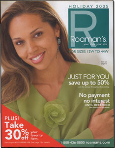 bf7314aca28f3 Roaman s Catalog Inserts. Roaman s has been a leader in plus size ...