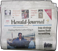 herald journal deals