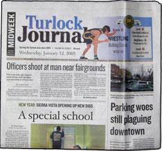 Turlock Journal  The Turlock Journal is in the Sacramento