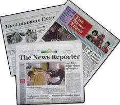 Whiteville News Reporter  The Whiteville News Reporter is in
