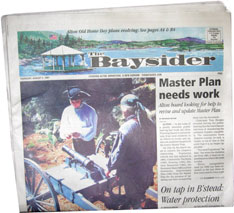 Alton Baysider The Alton Baysider Is In Meredith Nh But