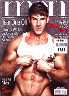 top gay magazines